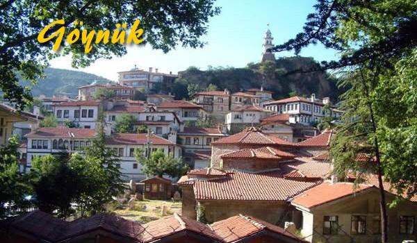 TARAKLI – GÖYNÜK TURU  ……….. Nisan 2013 Buluşma yerleri ve saatleri : Zincirlikuyu  07:00 Kadıköy Evlendirme Dairesi ( Hasan Paşa ) 07:30 Belirtilen...